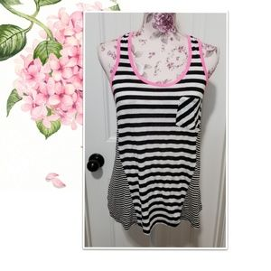 Cute design summer tank top